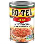 Rotel Hot Diced Tomatoes