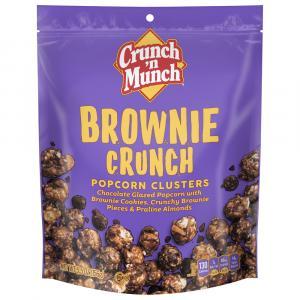 Crunch 'N Munch Brownie Crunch Popcorn Clusters