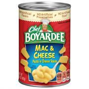 Chef Boyardee Macaroni & Cheese