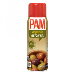 Pam Organic Extra Virgin Olive Oil Cooking Spray