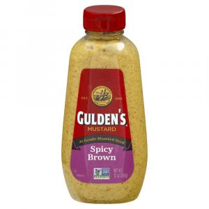 Gulden's Brown Mustard