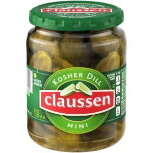 Claussen Mini Dill Pickles
