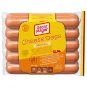 Oscar Mayer Cheese Franks