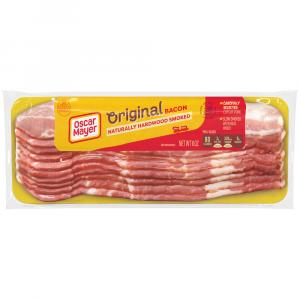 Oscar Mayer Sliced Bacon