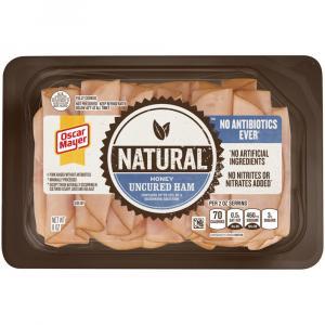 Oscar Mayer Natural Honey Ham