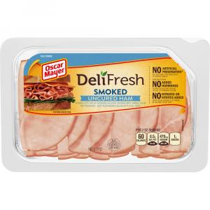 Oscar Mayer Deli Style Shaved Smoked Ham