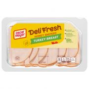 Oscar Mayer Deli Style Shaved Honey Turkey