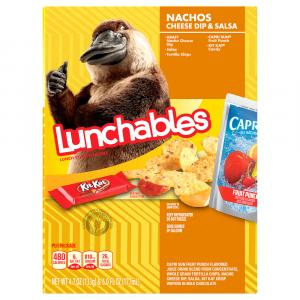 Lunchables Fun Pack Nachos
