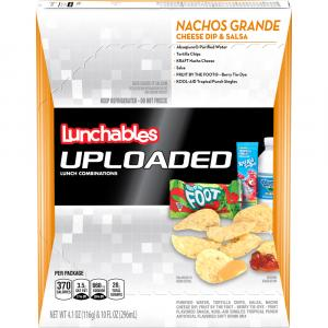 Uploaded Lunchables Nachos Grande