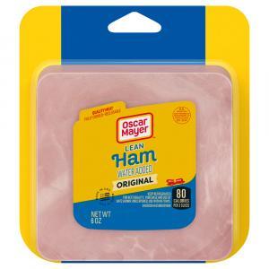 Oscar Mayer Sliced Baked Ham