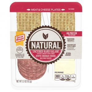 Oscar Mayer Natural Uncured Hard Salami &