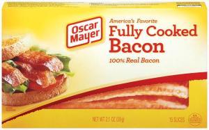 Oscar Mayer Ready to Serve Bacon