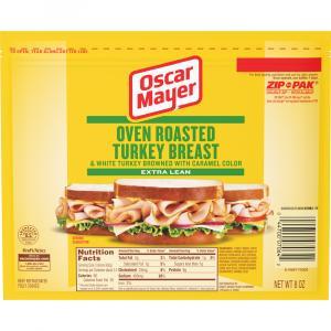 Oscar Mayer Oven Roasted Turkey Breast Wallet Pack