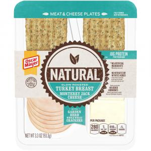 Oscar Mayer Natural Turkey Breast & Swiss Cheese With Herb