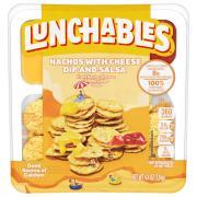 Lunchables Nacho Cheese & Salsa