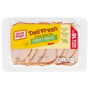 Oscar Mayer Deli Shaved Oven Roasted Turkey
