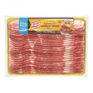 Oscar Mayer Hardwood Smoked Bacon Mega Pack