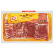 Oscar Mayer Maple Sliced Bacon