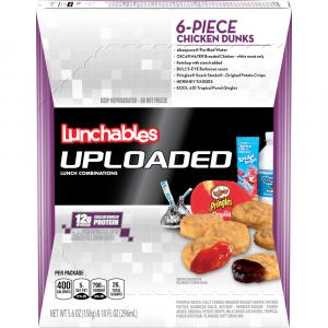 Uploaded Lunchables Chicken Nuggets