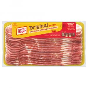 Oscar Mayer Sliced Bacon