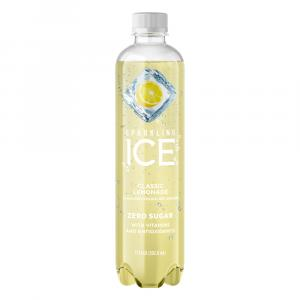 Sparkling ICE Lemonade Zero Calories