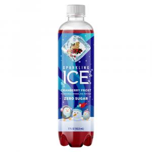Sparkling ICE Cranberry Frost