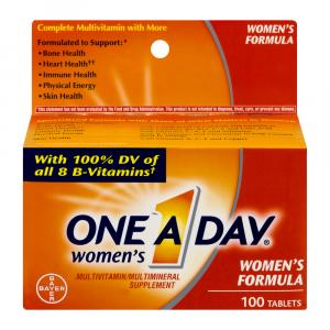 One A Day Women's Vitamins