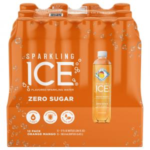 Sparkling Ice Orange Mango