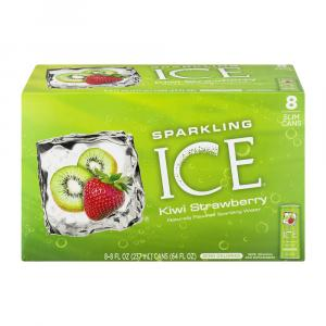 Sparkling Ice Kiwi Strawberry
