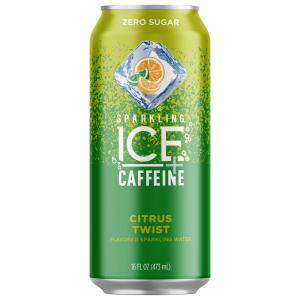Sparkling ICE Triple Citrus + Caffeine