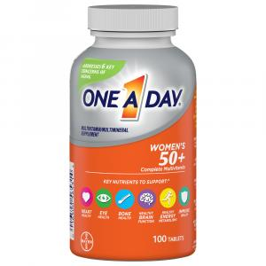 One A Day Womens 50 Plus Advantage Tablets