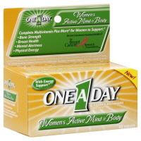 One A Day Active Vitamins