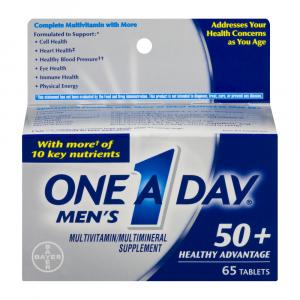 One A Day Mens's 50+ Vitamins