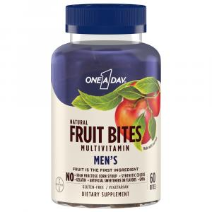 One A Day Men's Fruit Bites