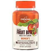 One A Day Women's Fruit Bites