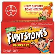One A Day Flintstones Complete Children's Chewables