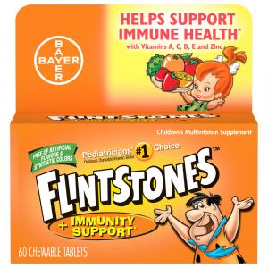 One A Day Flintstones Immunity Vitamins