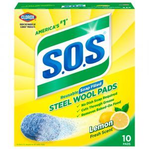 S.o.s. Lemon Scouring Pads