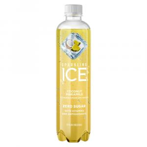 Sparkling ICE Coconut Pineapple Zero Calories
