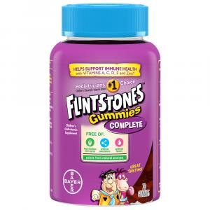 One A Day Flintstones Gummies Complete Vitamins
