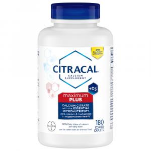 Citracal Maximum Calcium Citrate