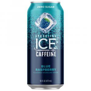 Sparkling ICE Blue Raspberry + Caffeine