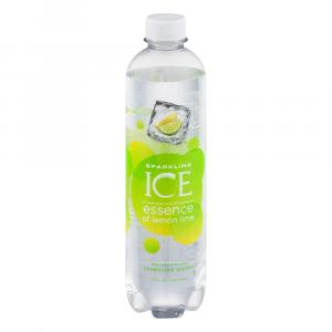 Sparkling Ice Essence Of Lemon Lime