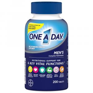 One A Day Men's Multi-vitamins