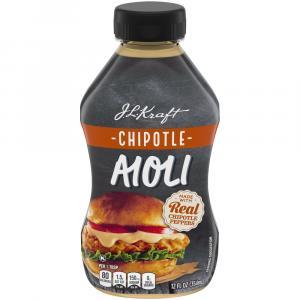 Kraft Chipotle Aioli