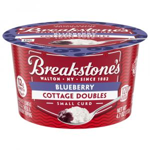 Breakstone's Cottage Doubles Blueberry Cottage Cheese