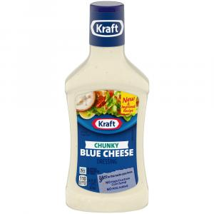 Kraft Anything Chunky Blue Cheese