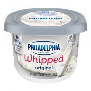 Kraft Whipped Cream Cheese