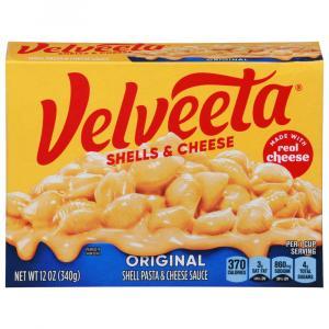 Kraft Velveeta & Shells Dinner