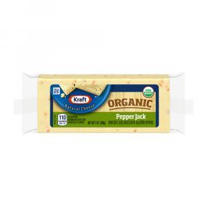 Kraft Organic Pepper Jack Cheese